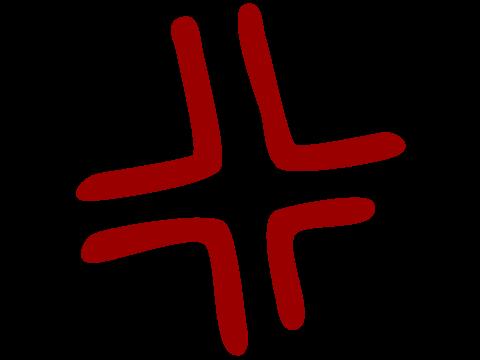 angry anime symbol - photo #3